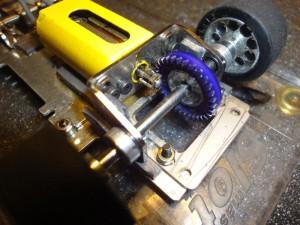 Mecanica Ford Escort Mk.II Rallye Slot 1/24