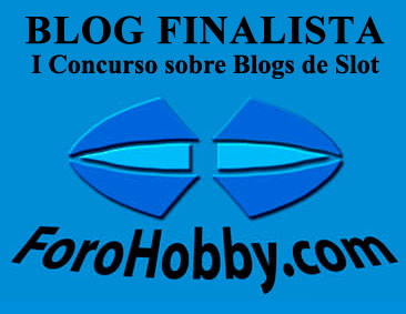 I Concurso de Blogs de Slot