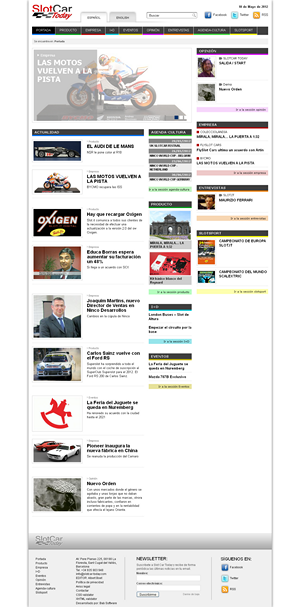 SlotCar-Today.com HomePage