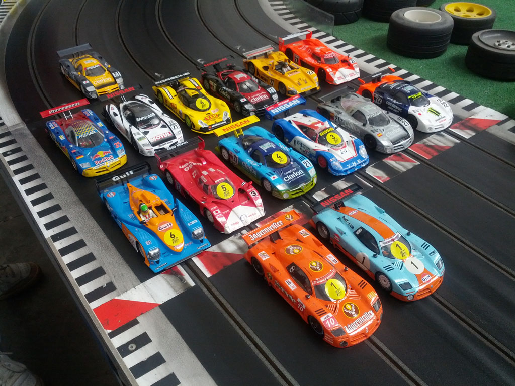 Parrilla LeMans series 1/24