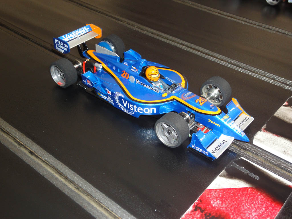 Reynard CART Visteon Racing Slot F1 1/24