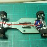 Formula 1 chasis ZZSLOT 1/24