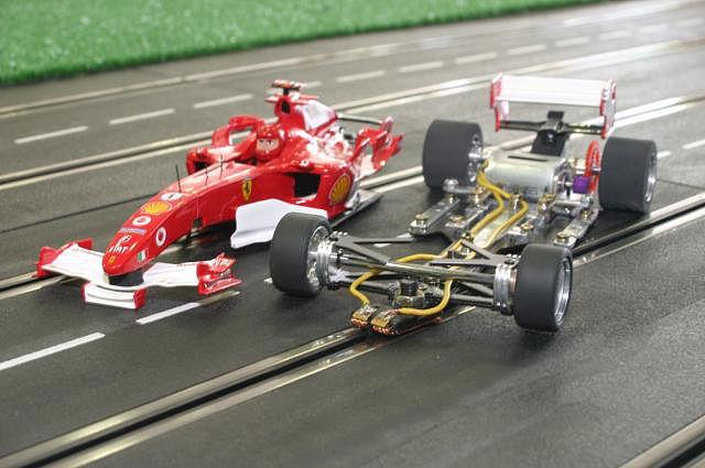 Fórmula 1 Plafit Pro 1/24
